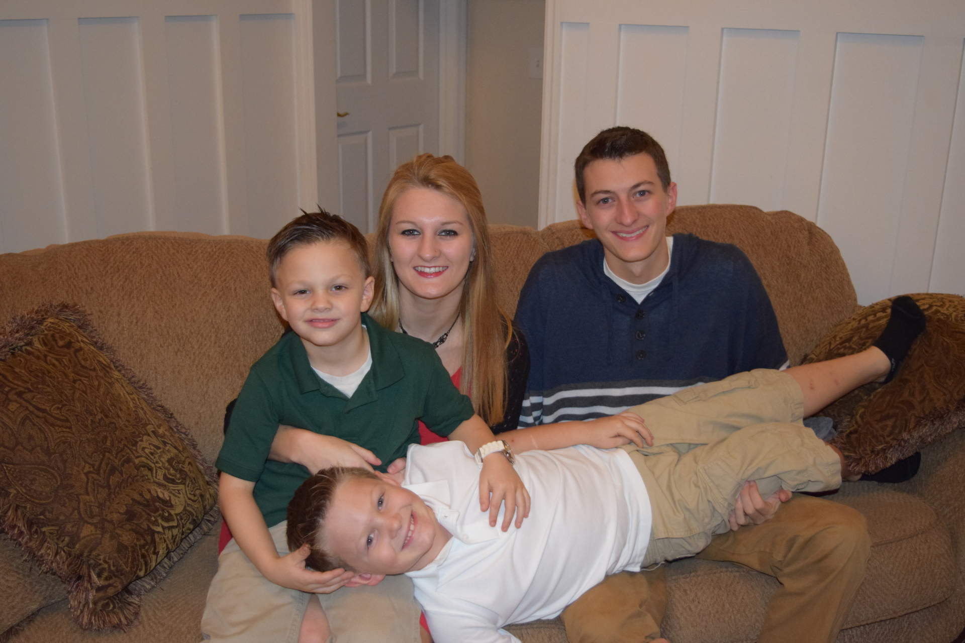 4 of the 6 Children
