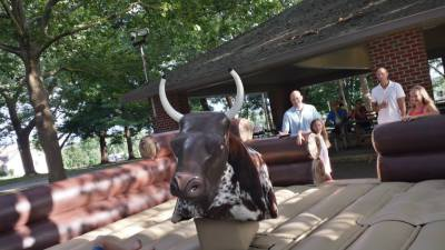 Mechanical Bull Rentals Pennsylvania