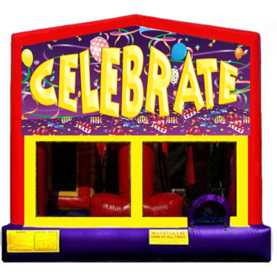 Inflatable Themed Celebrate Bouncer