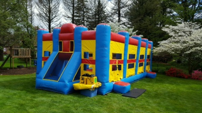 Inflatable Bounce  All Star Sports Arena Rentals Lancaster Pa