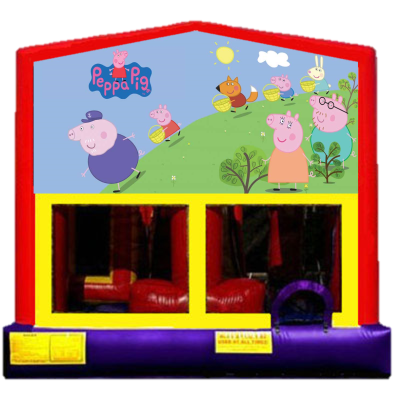 Inflatable Peppa Pig Bounce Bounce Castle Jumper