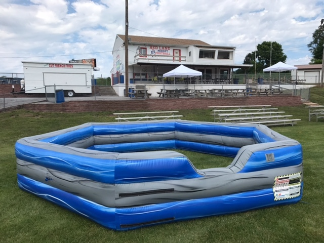 Gaga Pit Game Inflatable Rental Lancaster Pa
