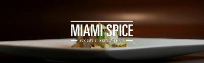 Miami Spice Month