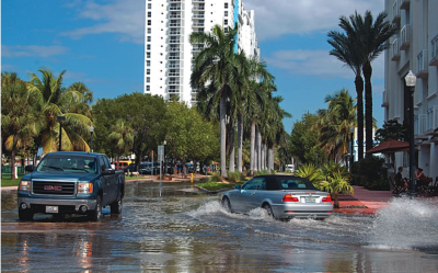 Record Rainfall in Miami