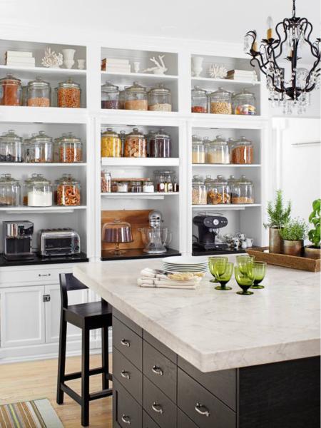 9 Traits to an Organized Kitchen