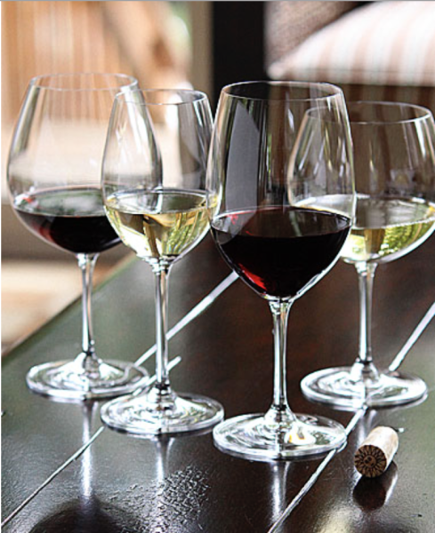 RIEDEL Crystal 101 and How Best to Enjoy a Glass of Wine