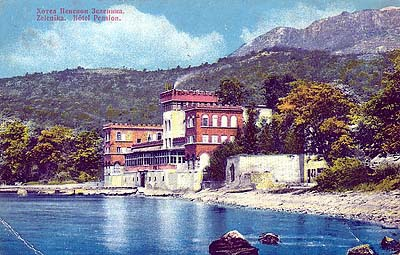 Park hotela Zelenika