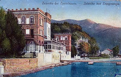 Hotel plaža Zelenika
