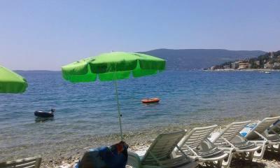 Lalovina beach Montenegro
