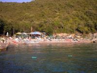 Dobrec beach Montenegro