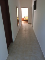 Hodnik sa pogledom na apartmane