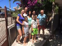 Gosti iz Melenaca sa domaćinima