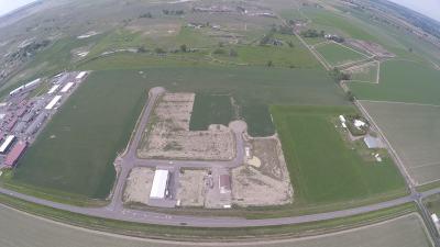 Phase 1 aerial - taken July 2014