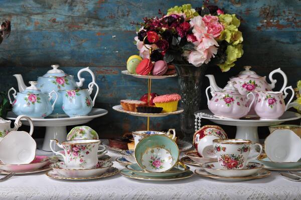 Tea Catering