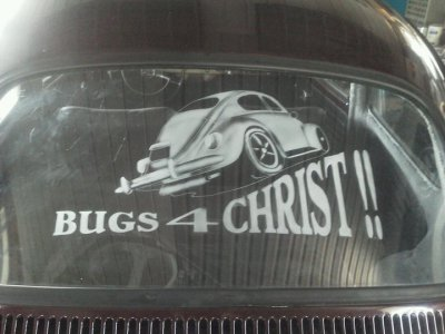 Bugs For Christ