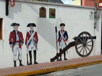 St. Augustine Soldiers