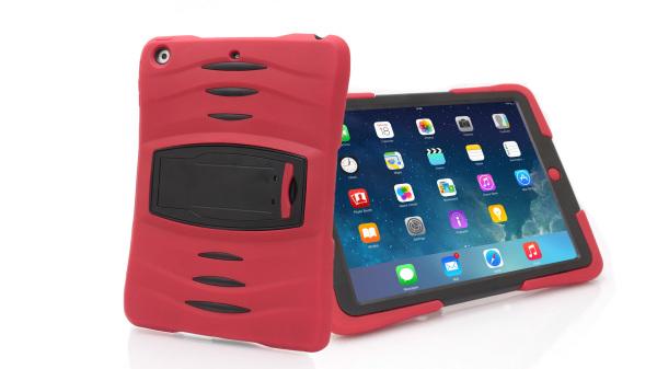Basilisk Case - Red