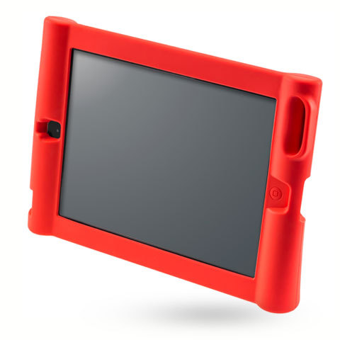 Grip Case - Red