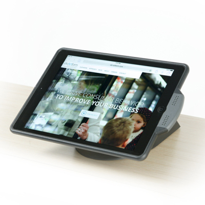 Secure but Flexible iPad Use with TabLatch