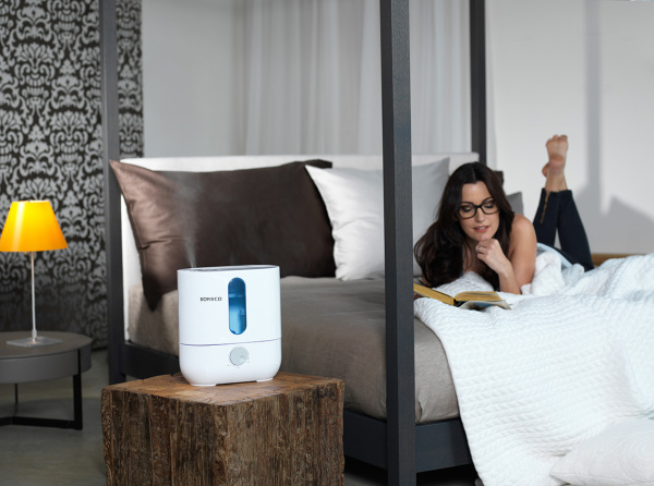 How Humidifiers Can Help Your Asthma