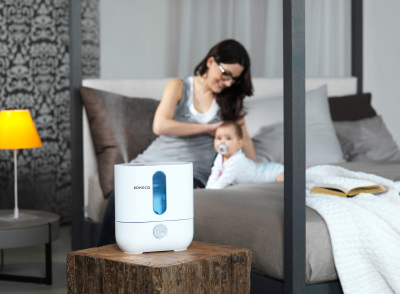 Why you really need to consider a humidifier for your babies room