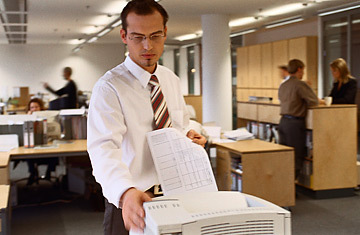 Office printers emit dust particles which are 'as bad for you as smoking'