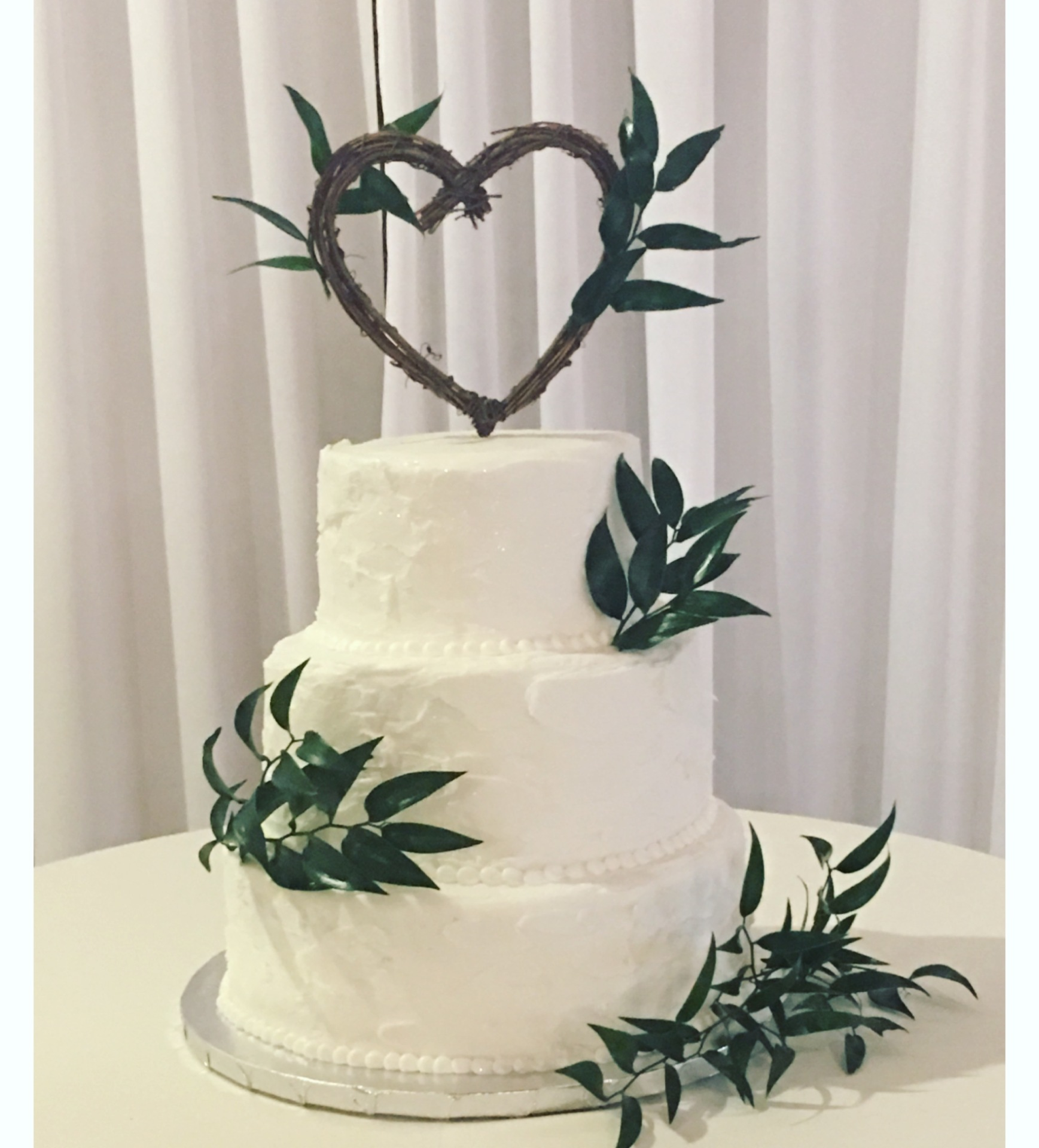 Tier Wedding Cakes