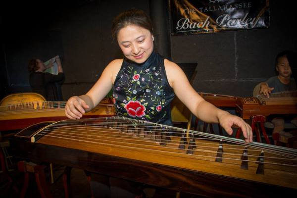 Chinese Zheng Music