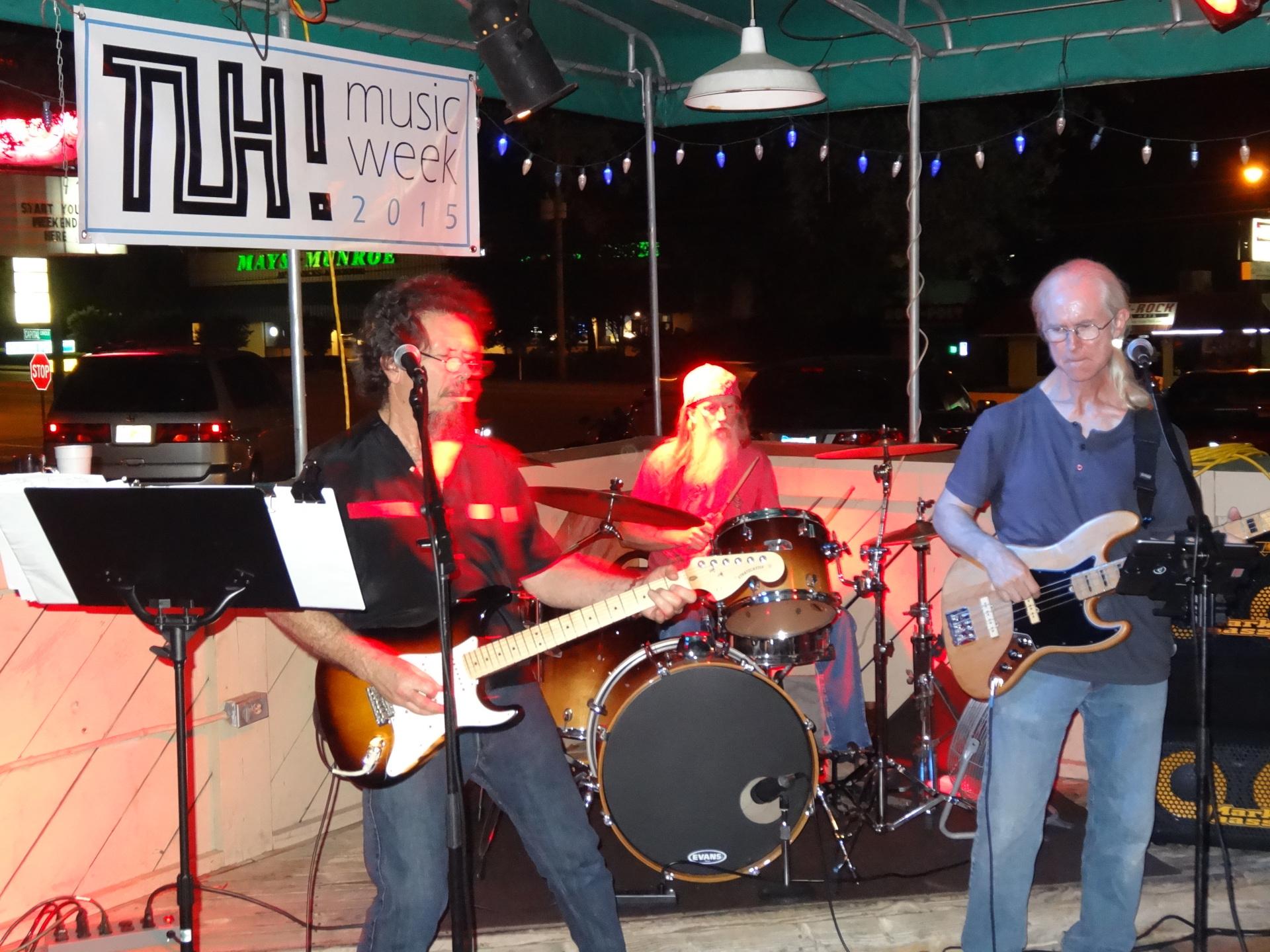 Jerry Thigpen Trio