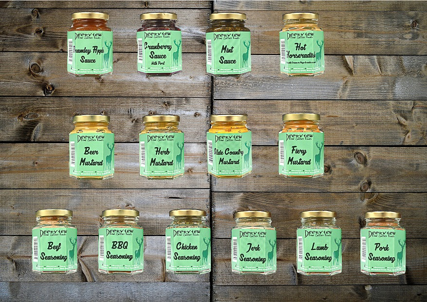Deerview Condiments & Seasonings