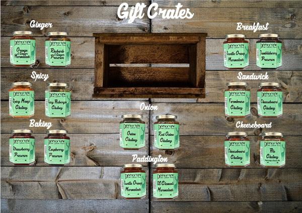 Deerview Gift Crate