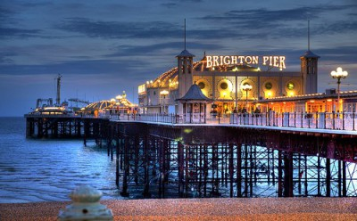 Deerview Brighton Pier