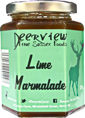 Deerview Lime Marmalade