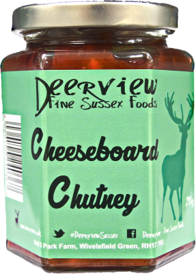 Deerview Cheeseboard Chutney