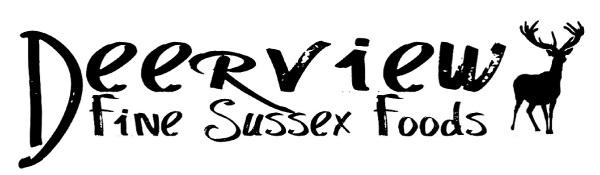 Deerview Fine Sussex Foods Logo