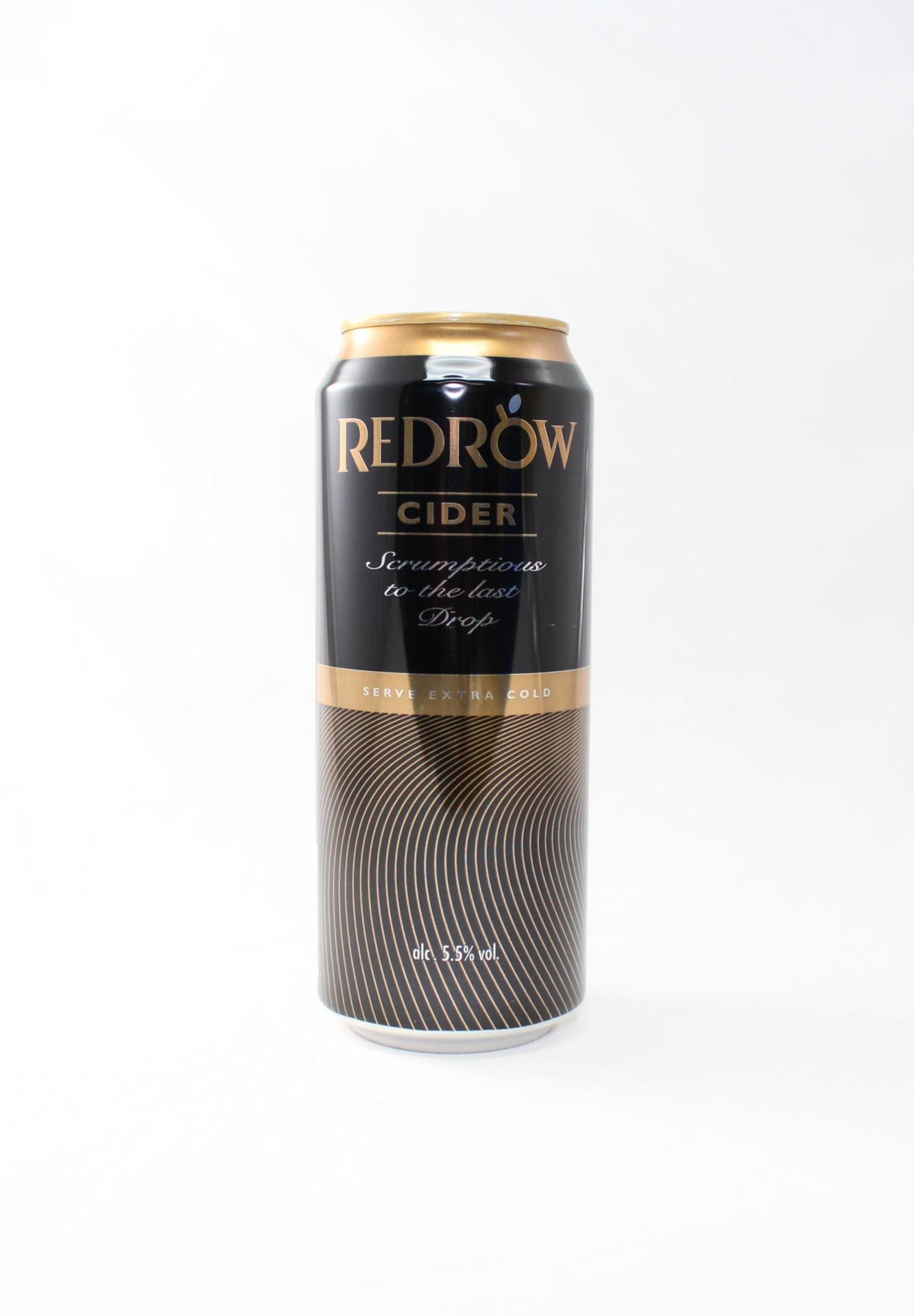 Redrow Cider 5.5% 500ML