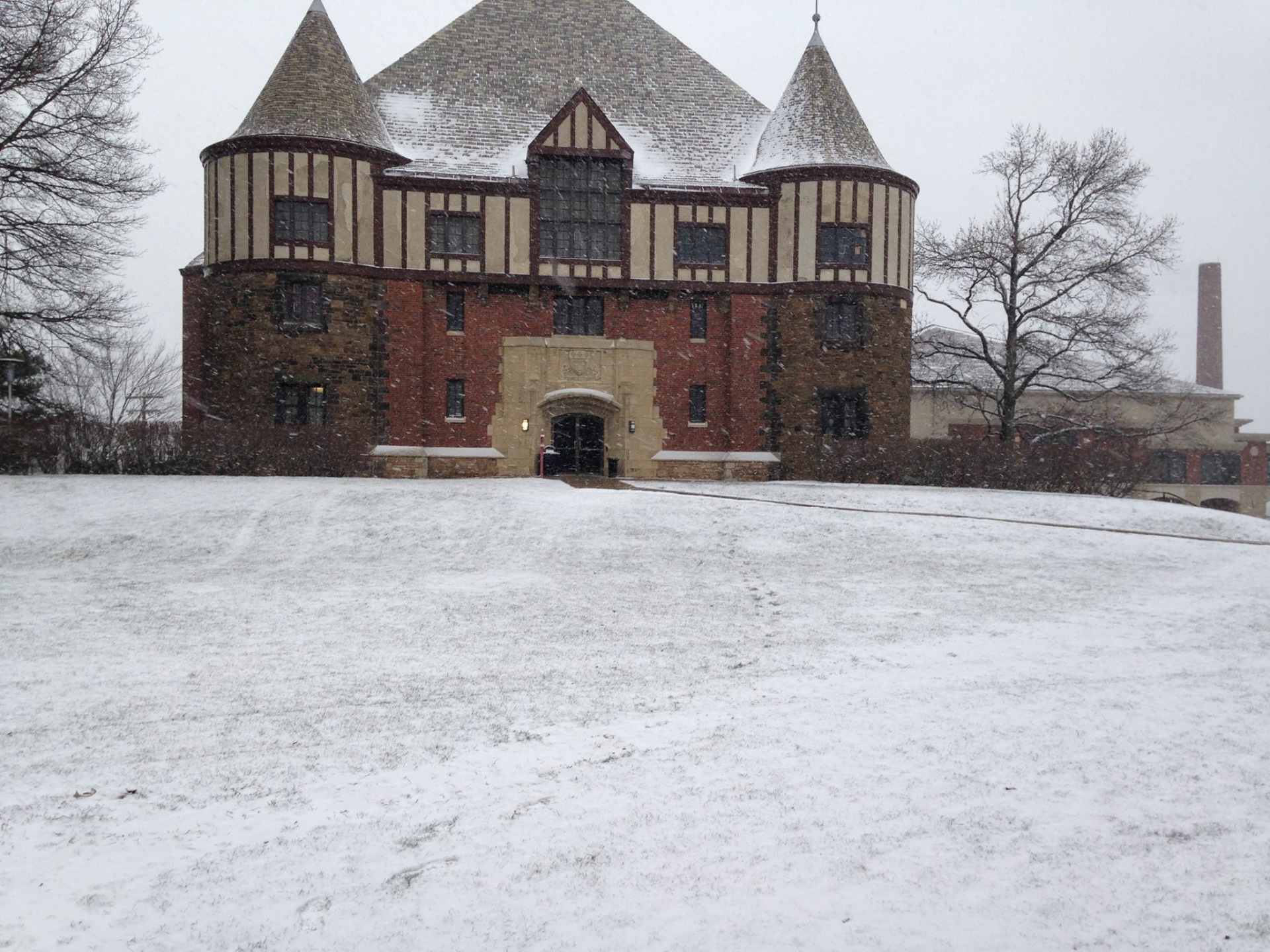 Seton Hill University: by Tristian Evans