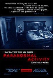 Paranormal Nap Time