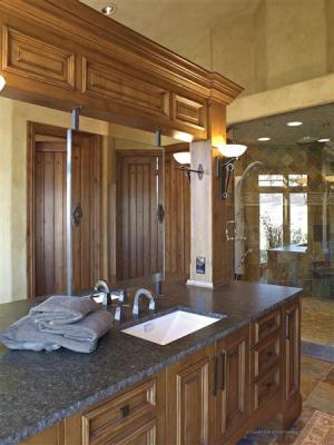 Master Bath in White Deer Valley Parade of Homes