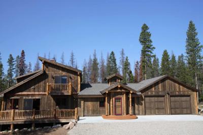 Small Cabin remodeled in Grand Lake, Colorado