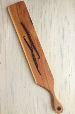 Hickory Wood - Bread Board/Veggie Board