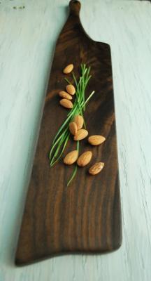 Dark Walnut Cutting/Serving Board