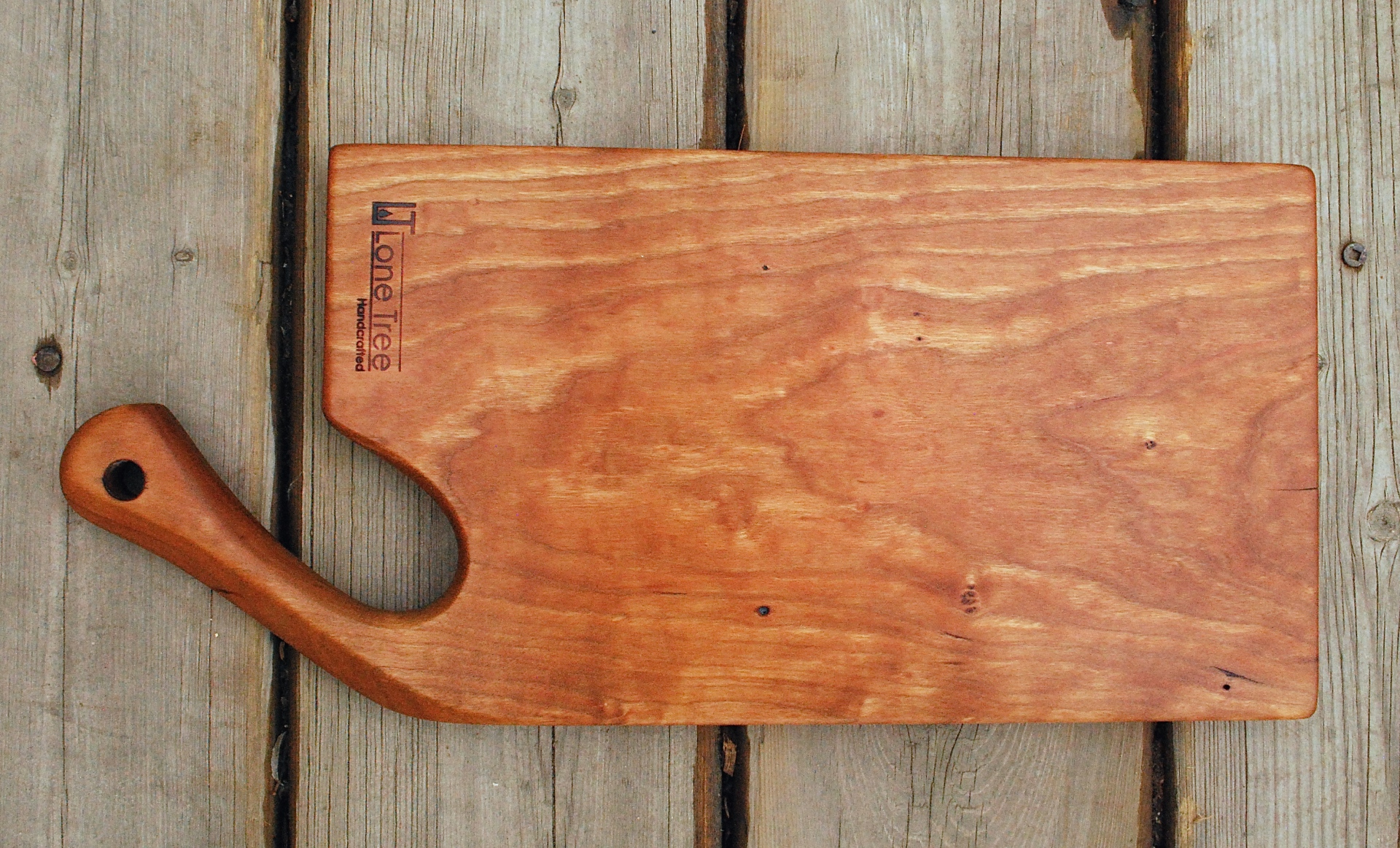 Cherry Wood Cutting/Serving Board