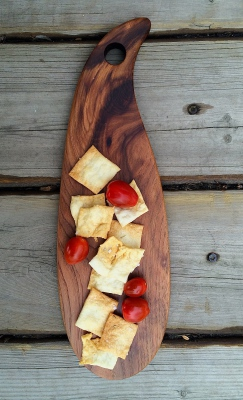 Hickory Cheese Board