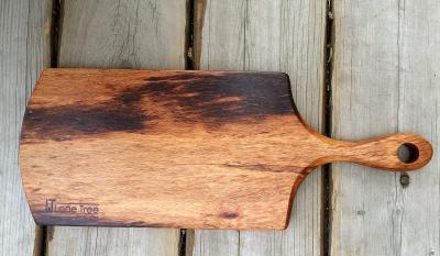 Tiger Wood Cutting/Serving Board