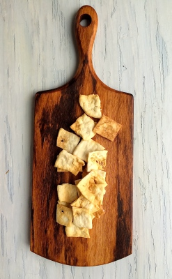 Tiger Wood Cutting/Serving Board