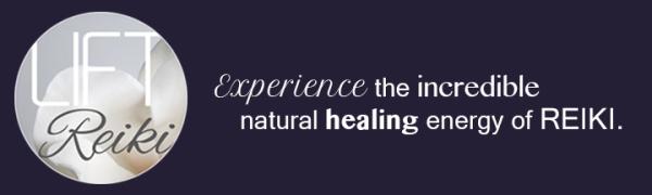 Lift Reiki healing energy