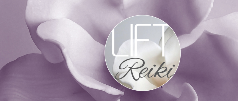 Lift Reiki Gift Certificate