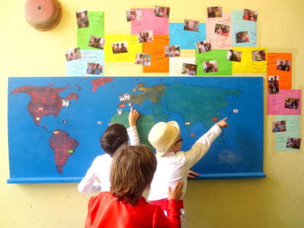 Nos projets pédagogiques