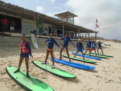 Voyage des CM2 à Boa Vista